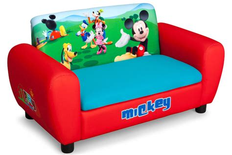 canapé mickey disney mickey mouse le canap mickey