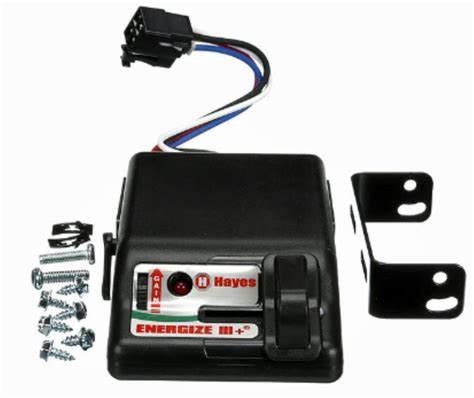 lemmerz energize iii electric trailer brake controller brake controller ha81742b
