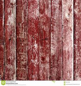 Old, Wooden, Planks, Painted, With, Paint, Stock, Image