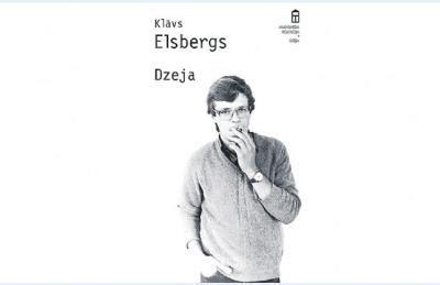 Dzeja - Klāvs Elsbergs - iBook.lv - Grāmatu draugs