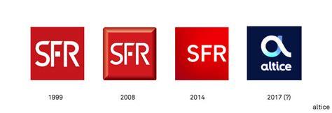 sfr si鑒e sfr devient altice et change de logo graphéine agence de communication lyon