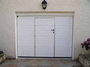 porte de garage automatisee avec porte d39entree a With porte de garage avec porte d entrée