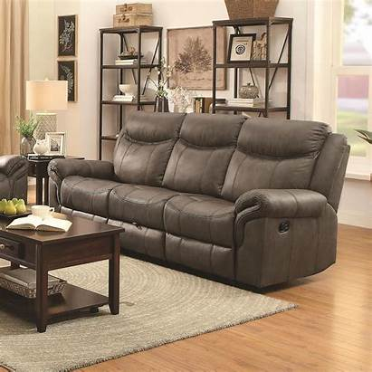 Motion Sofa Coaster Sawyer Furniture Outlet Arms