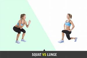 Squats vs Lunges: Which Exercise Works Your Butt Better?