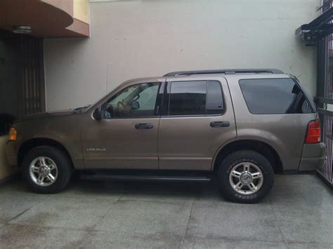 Vendo Ford Explorer 2004 Full