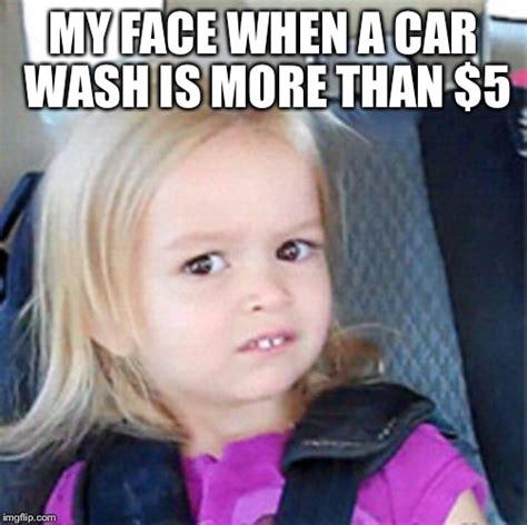 Little Girl Face Meme - confused little girl imgflip