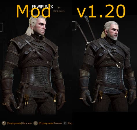 quality witcher armours at the witcher 3 nexus mods and community