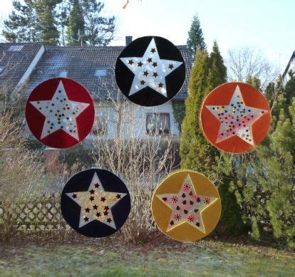 Fensterdeko Weihnachten Kindergarten by Fenstersterne Mit Bucheinbandfolie F 252 R Die Kleinen