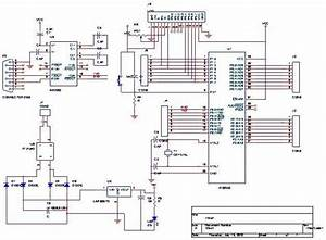 Circuit Diagram For Density Based Traffic Light Control