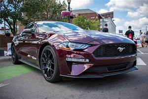2018 Ford Mustang GT [EU]-Delivering sleek new styling, sophisticated engine and suspension ...