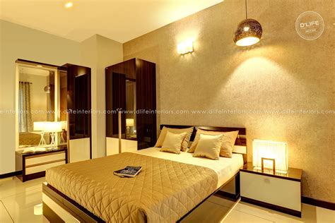 D'life Home Interiors Thrissur : Luxury Home Interior Design At Trivandrum