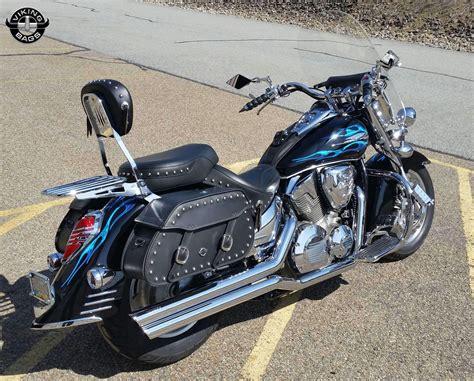 Honda Vtx Saddlebags. Shop Saddlebags For Honda Vtx