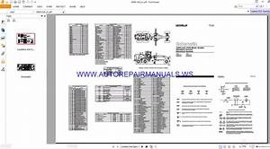Caterpillar 120h And 135h Motor Grader Standard Version Electrical Schematics Manuals Renr1426