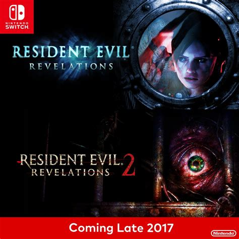 Resident Evil For Switch Resident Evil Revelations Receives Its Docking Permits For