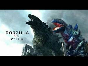 Godzilla vs Zilla - 2017 Trailer // (FAN-MADE) 6000 ...