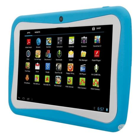 android 4 1 tablette tactile enfant yokid 7 pouces android 5