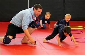 Country's first mixed martial arts class teaching kick ...