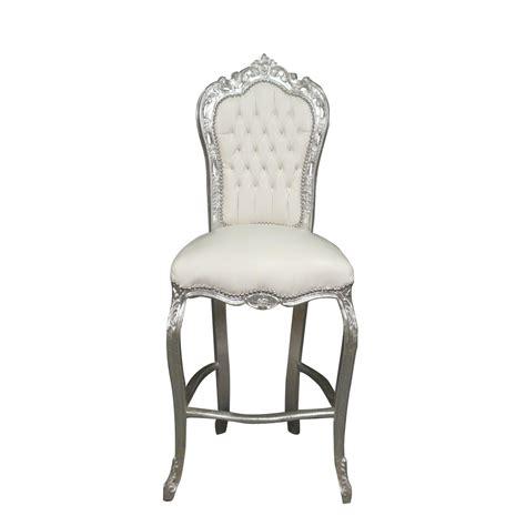 chaise de bar transparente bar chair baroque style of louis xv baroque chairs