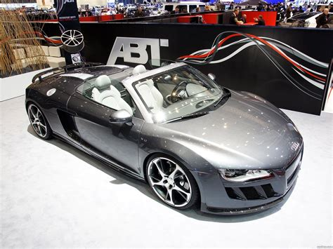 Fotos De Audi R8 Spyder Abt 2018 Foto 6