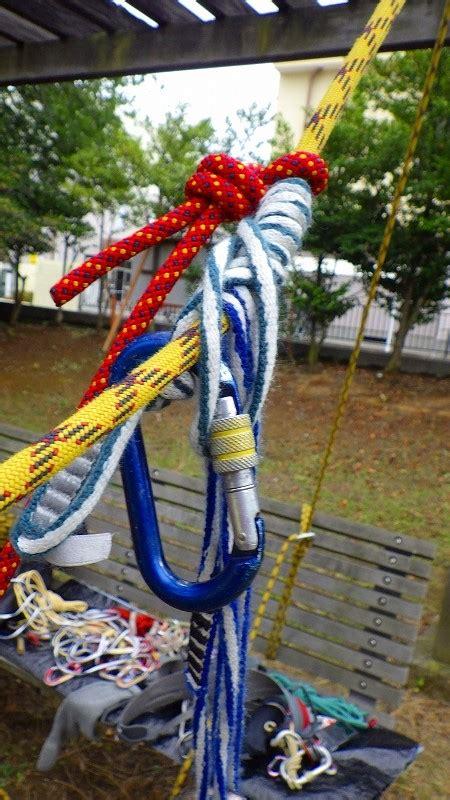 ヒッチ コック ロープ