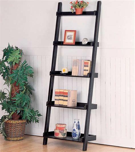 ladder shelf ikea ladder shelf book 10 unique ladder shelves ikea