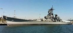 Historic Naval Ships Visitors Guide - USS Iowa