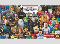 Newsweek LEGO Magazine Dropping July 17!