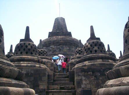 candi borobudur indonesia foto raja alam indah