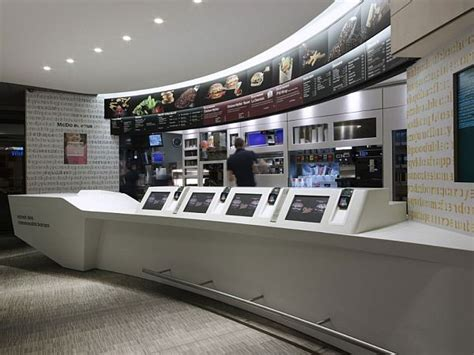 The New Design Of McDonald's In France