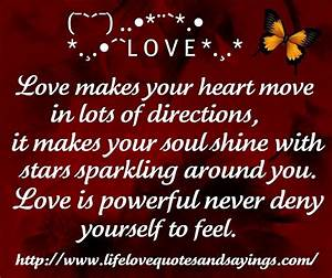 Powerful Love Q... Love Quotes