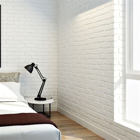 modern  woven thick embossed wall covering wall