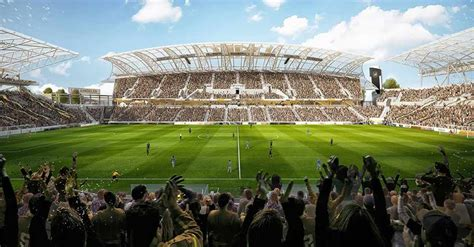 New Banc Of California Stadium Renderings Released