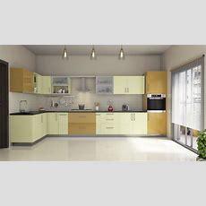 Lshaped Modular Kitchen Designs India  Homelane