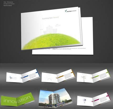 real estate brochure designs  inspiration hative
