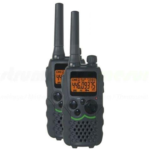 paire de talkies walkies longue port 233 e talkie walkie professionnel