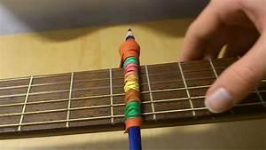 Gitarre Selber Bauen : kapodaster f r gitarre selber bauen anleitung youtube ~ Watch28wear.com Haus und Dekorationen