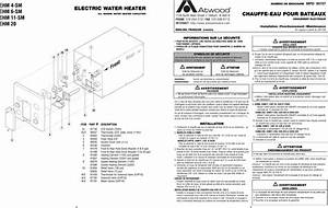 Atwood Mobile Products E20 Users Manual Mpd 93757 7 29 04