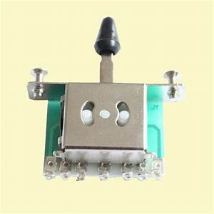 3 Way Pickup Selector Switch For Fender Telecaster Strat