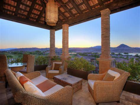spanish balcony night view hgtv