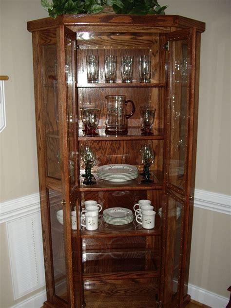 kitchen furniture edmonton corner china cabinet