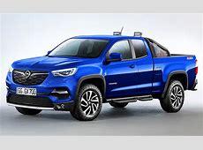 Opel Pickup Illustration autozeitungde