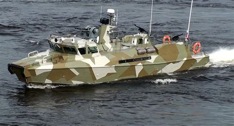 Russian Raptor Boats russian navy to receive over 10 raptor patrol boats by