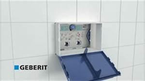 Geberit Unterputz Spülkasten : montagefilm renovierung wc raum vom stand zum wand wc ~ Michelbontemps.com Haus und Dekorationen