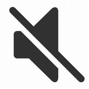 Mute Icon - Download Free Icons