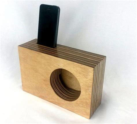 acoustic iphone amplifier iphone speaker   diy