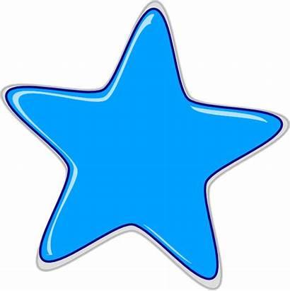 Star Clipart Clip Stars Clker Vector Cartoon
