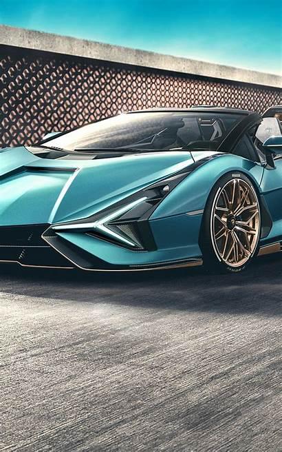 Lamborghini Sian Roadster Resolution Wallpapers 4k Published