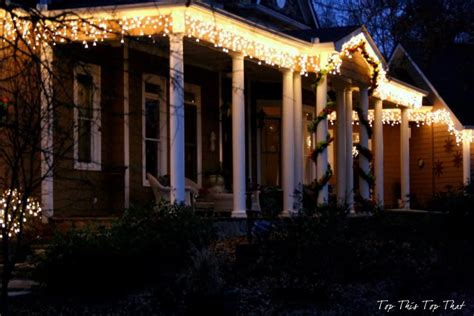 how to christmas lights on house how to decorate your house with christmas lights