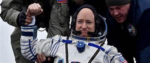 NASA's Scott Kelly Grew 2 Inches: The Body After a Year in ...
