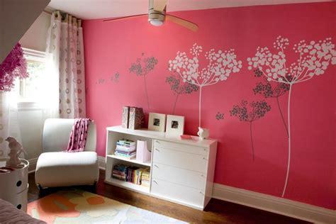Wandfarbe Kinderzimmer Mädchen by Kinderzimmer Wandgestaltung 50 Ideen Mit Farbe Tapete